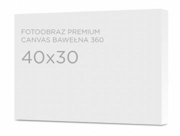 Fotoobraz premium 40x30 cm