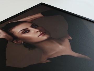 Fotoobraz w ramce LITE 70x50 cm