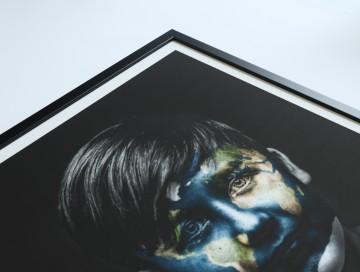 Fotoobraz w ramce LITE 40x30 cm