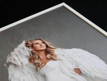 Fotoobraz w ramce LITE 50x50 cm