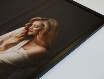 Fotoobraz w ramce LITE 40x40 cm