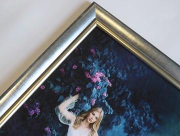 Fotoobraz w ramie PREMIUM 50x40 cm